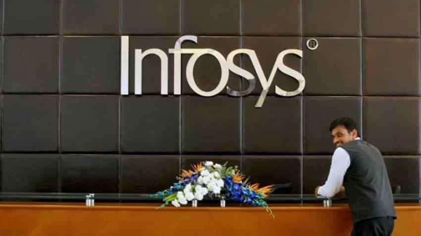 Infosys stocks down nearly 5% after COO warns about 'quarterly bumps'