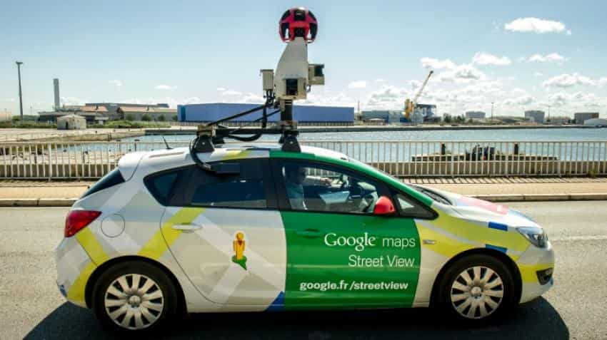 India ministry rejects Google's Street View plans