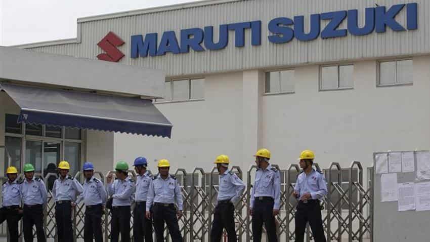 Maruti Suzuki India resumes production at Gurgaon, Manesar units