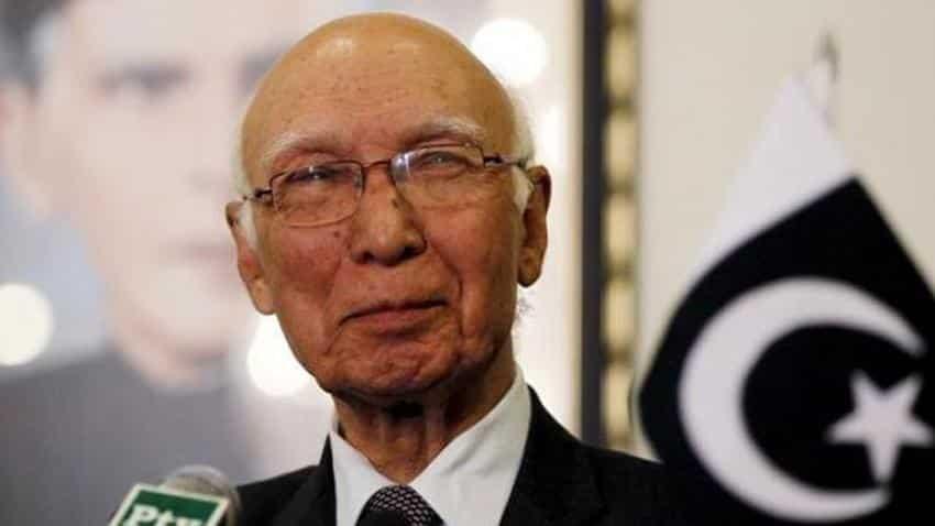 Pakistan's credentials stronger than India's for NSG membership, says Sartaj Aziz