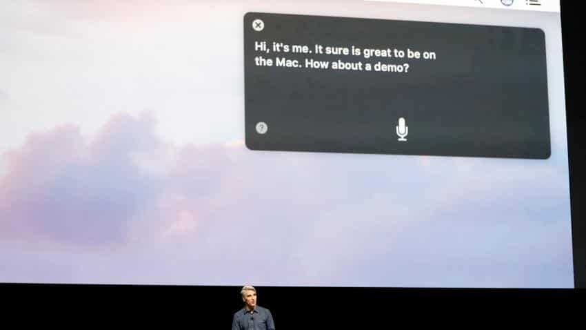 Apple now opens up digital assistant Siri to outside apps