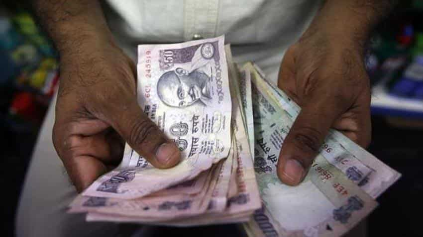 Rupee depreciates by 4 paise against dollar in early trade