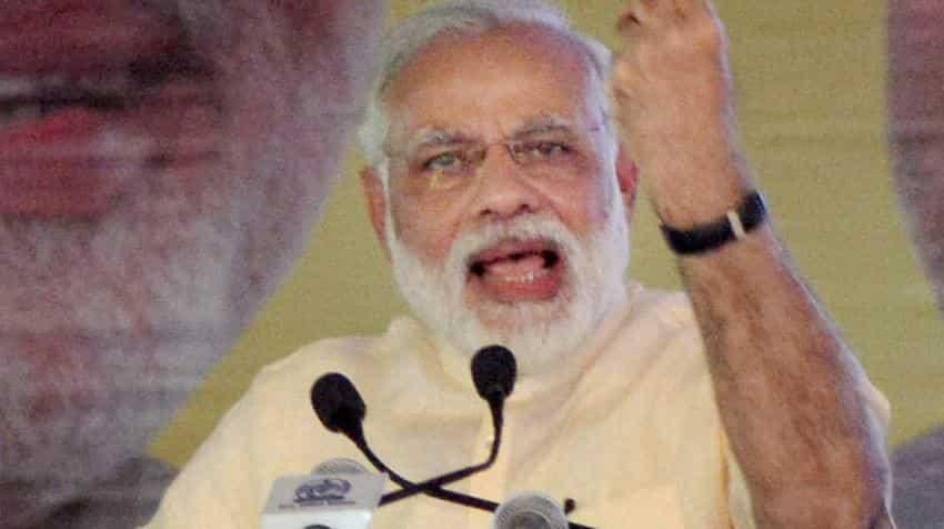 PM Modi is all praises for Civil Aviation Policy
