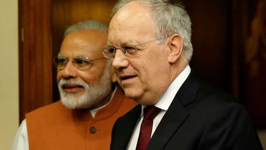 India, Swiss to increase cooperation to tackle black money menace