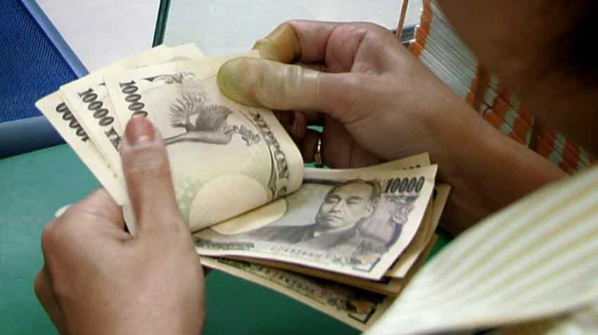Yen surges strongly after Bank of Japan holds off from easing