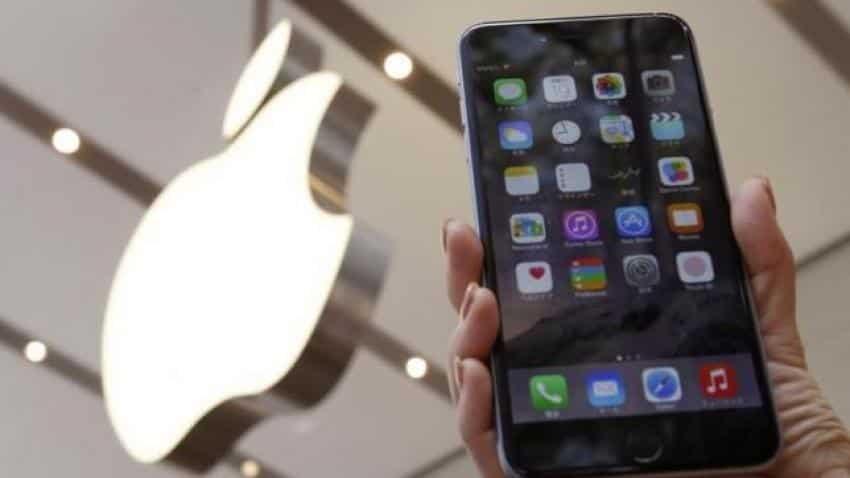 Patent infringement suit; Beijing bans sale of iPhone 6
