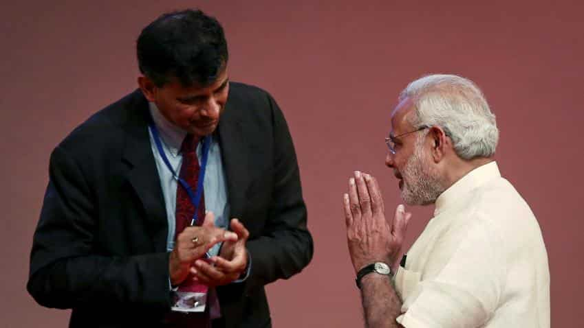 Raghuram Rajan wanted to continue but decided otherwise after talking to Modi Govt