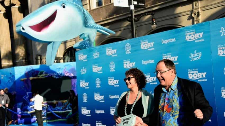 Box office splash; Finding Dory premier makes $136.2 million