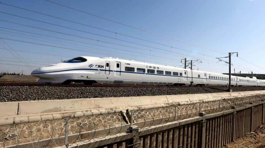 India to get second Bullet train from Delhi to Varanasi