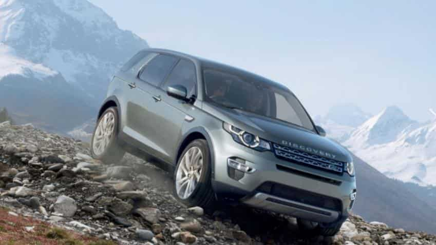 Watch: Land Rover Discovery Sport show its muscle power by towing a train