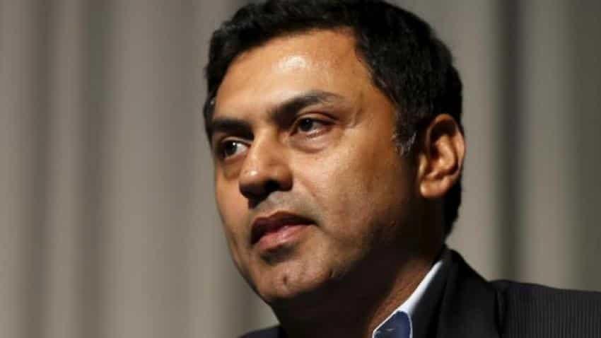 SoftBank President Nikesh Arora steps down