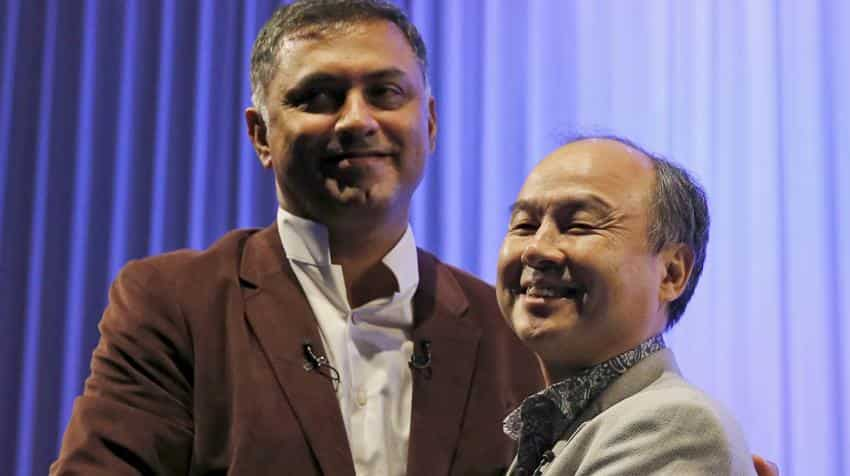 Softbank's India plans to continue unhindered, Nikesh Arora assures