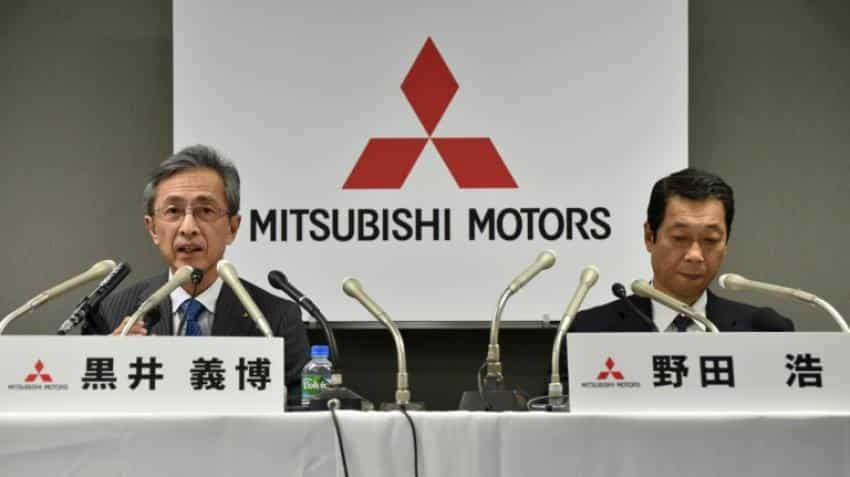 Scandal-hit Mitsubishi Motors eyes $1.4 billion loss in this fiscal