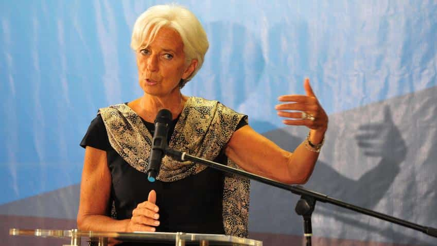 """IMF calls for """"smooth transition"""" after Brexit"""