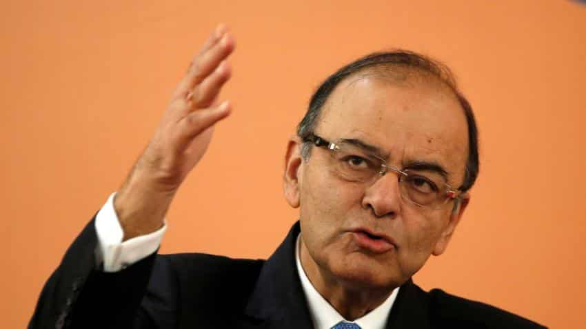 FM Jaitley likely to hold meeting on black money on June 28