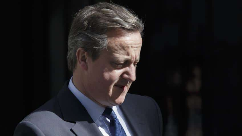 David Cameron hails 'important partner' India in post-Brexit statement