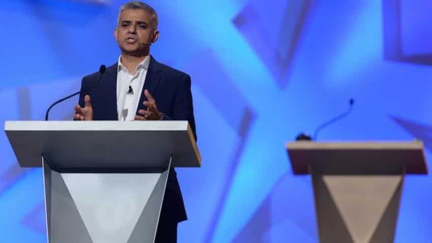 London Mayor Khan demands more autonomy for London after Brexit