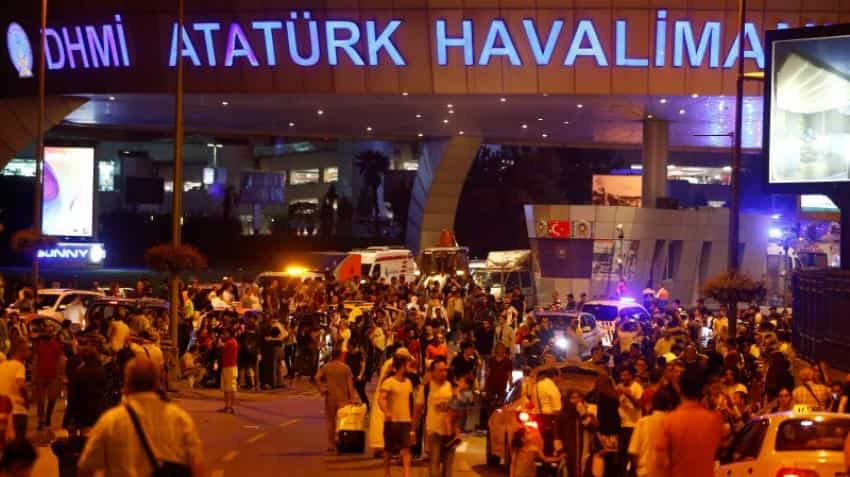 Suicide attack at Istanbul airport kills 36 people