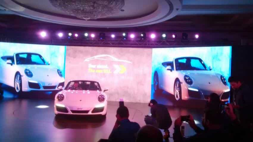 New Porsche 911 range launched starting at Rs 1.39 crore