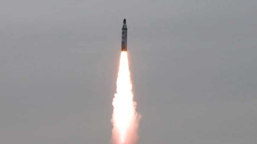 India successfully test-fires surface-to-air missile