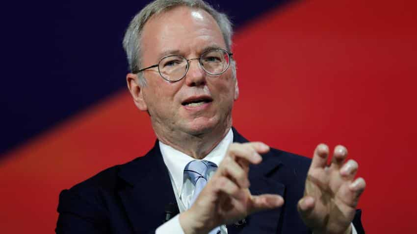 Google's Schmidt: Brexit vote unlikely to shift investment