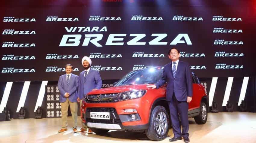 Maruti Suzuki posts nearly 14% drop in June sales