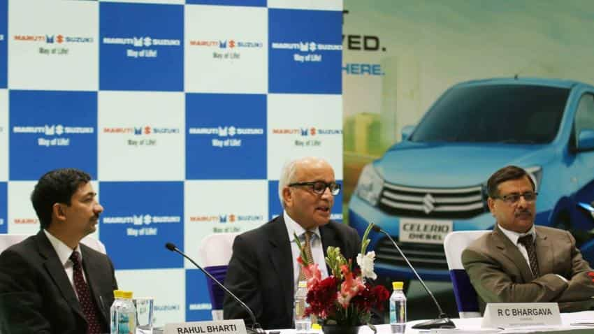 Is Maruti Suzuki's 14% decline in sales something to be worried about?