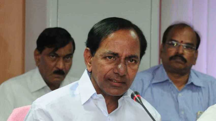 Telangana CM seeks Rs 5,000 crore from Centre for water programme