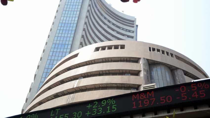 Indian equity markets open flat; Nifty below 8,370 mark