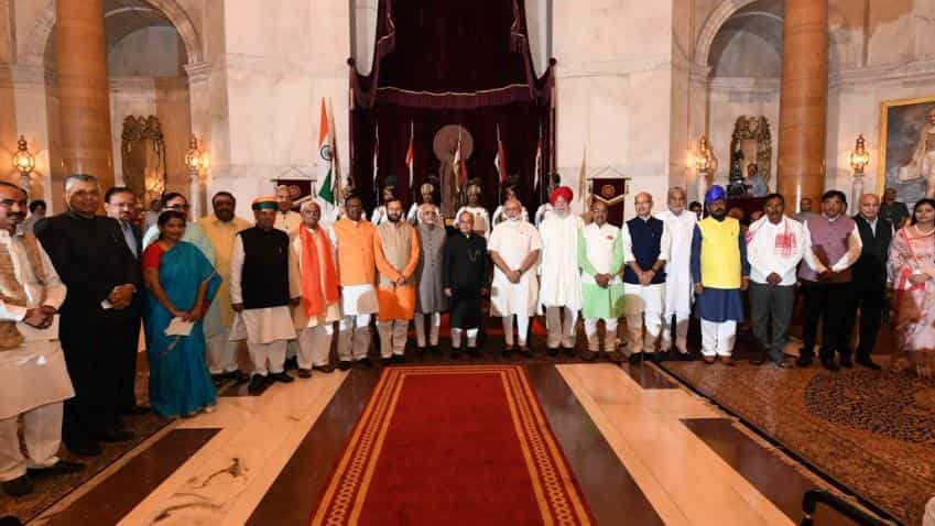 Complete list of 19 new ministers in PM Modi's Government