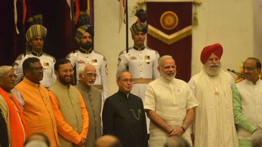 WATCH: Top 5 stories of this night; From 19 new ministers in PM Modi's Cabinet to Trai's app to check data speed