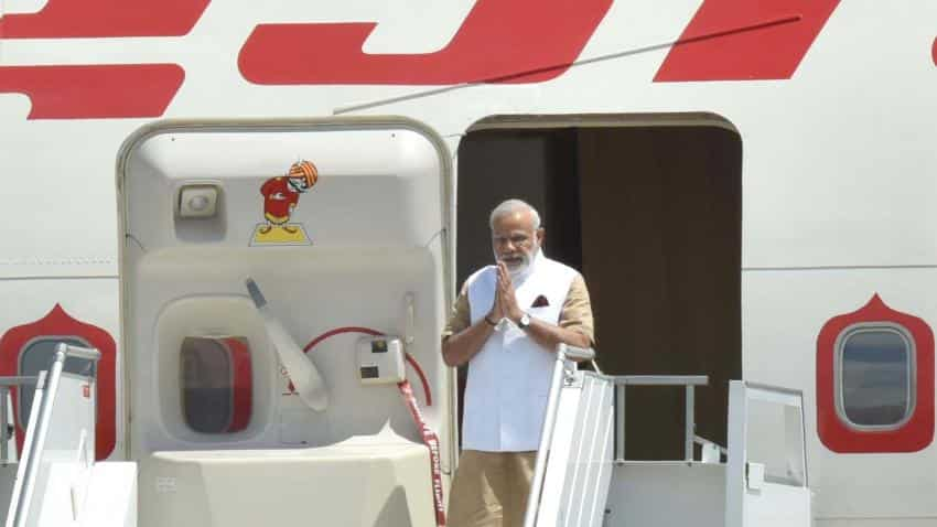PM Narendra Modi to start four-nation tour to Africa on July 7