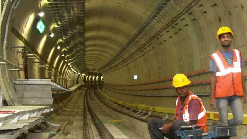 HCC-MMS venture wins Rs 2,523 crore Mumbai metro contract