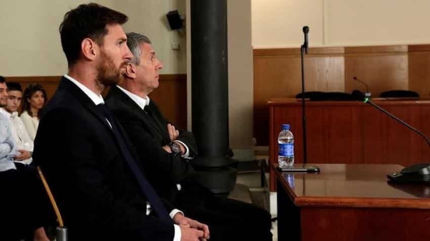 Messi gets 21-month imprisonment, but here's why he won't serve jail-time