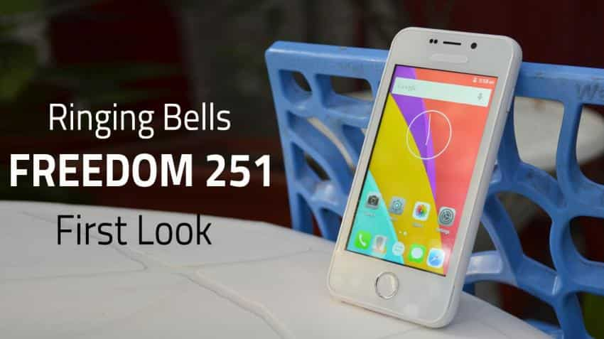 Freedom 251: Priced at Rs 251, Ringing Bells faces loss of Rs 270 per piece