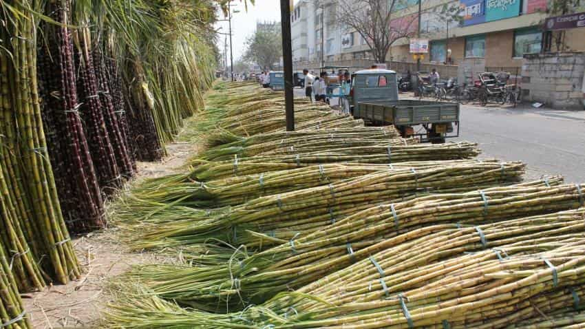 India's sugar output likely to fall 7% in 2016-17: ISMA