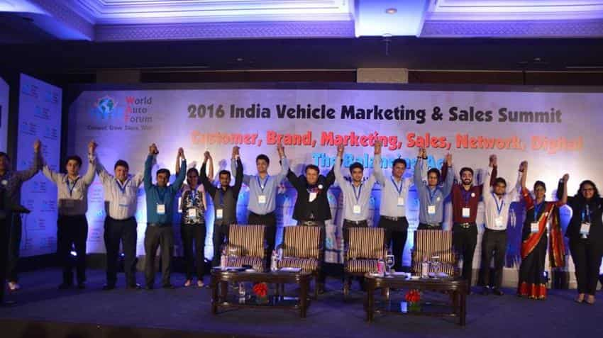 WATCH: Excerpts from '2016 India Vehicle Marketing & Sales Summit'