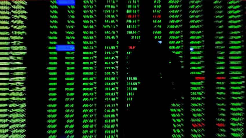Asian shares rally on strong global cues