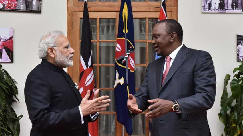 Full text: Here's what PM Modi had to say in Kenya