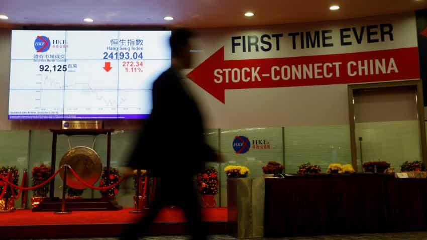Asian shares rally as investor appetite improves