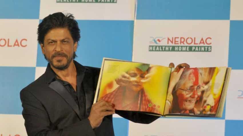 SRK, Akshay Kumar in Forbes world's 100 highest-paid celebrities list