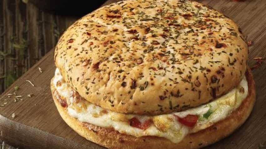 Move over Birizza, Domino's brings you BurgerPizza