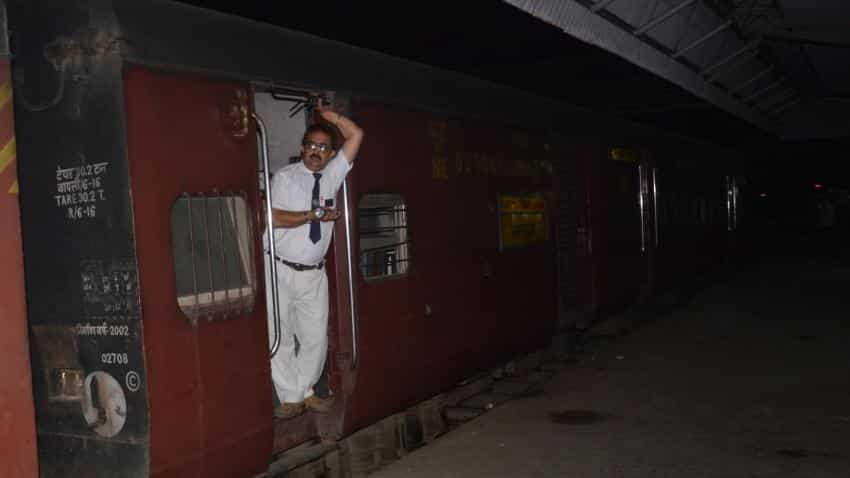 Indian Railways shortlists 17 companies to provide travel insurance