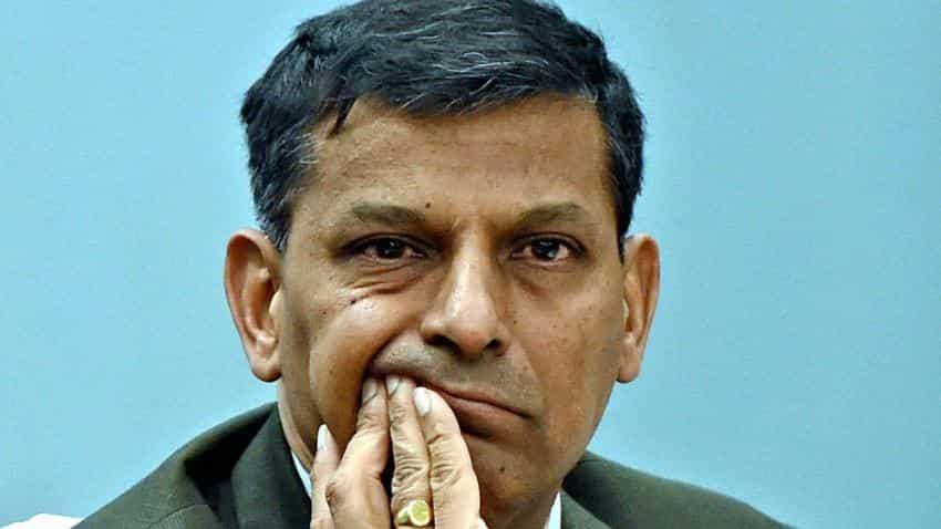 Past lending mistakes to blame for credit slowdown, Raghuram Rajan argues