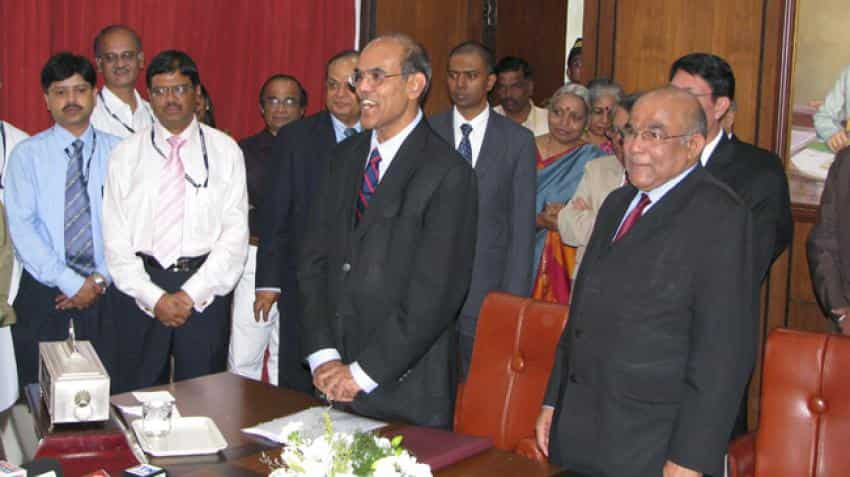 Govt at times clashed on rates with RBI: D Subbarao