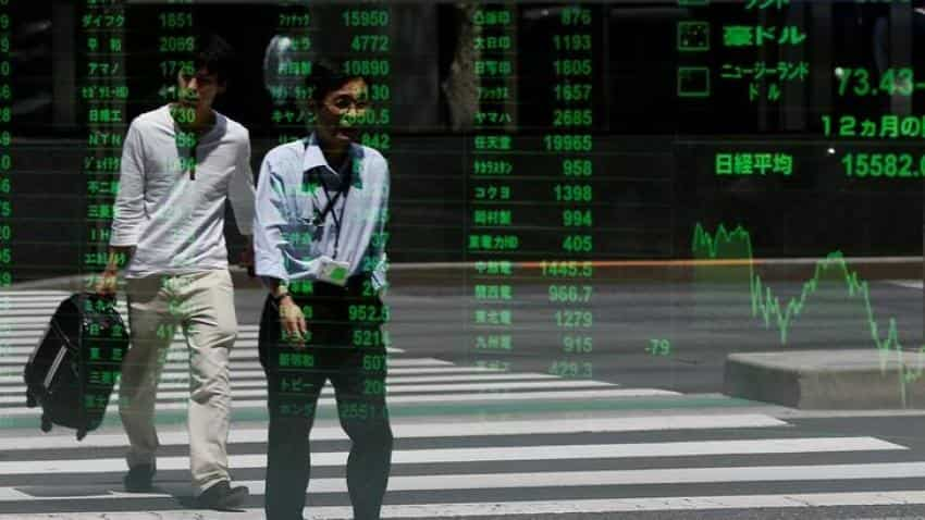 Asian shares cautious ahead of US Fed meet
