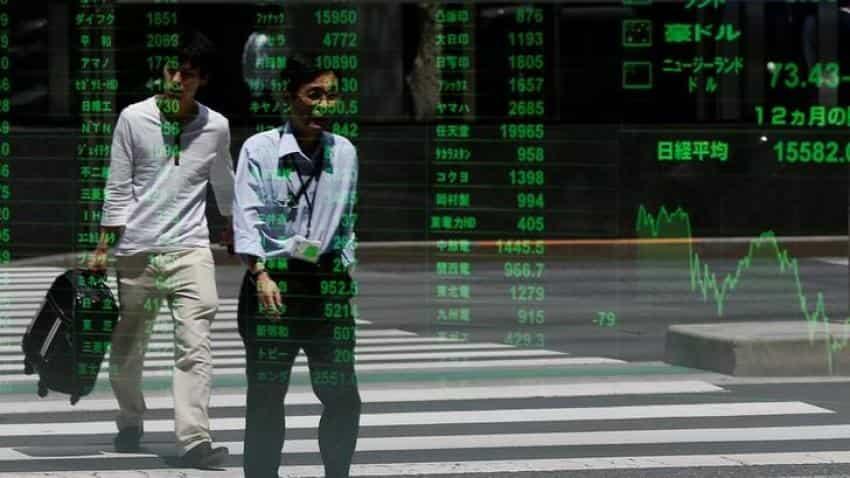 Asian shares cautious ahead of US Fed meet