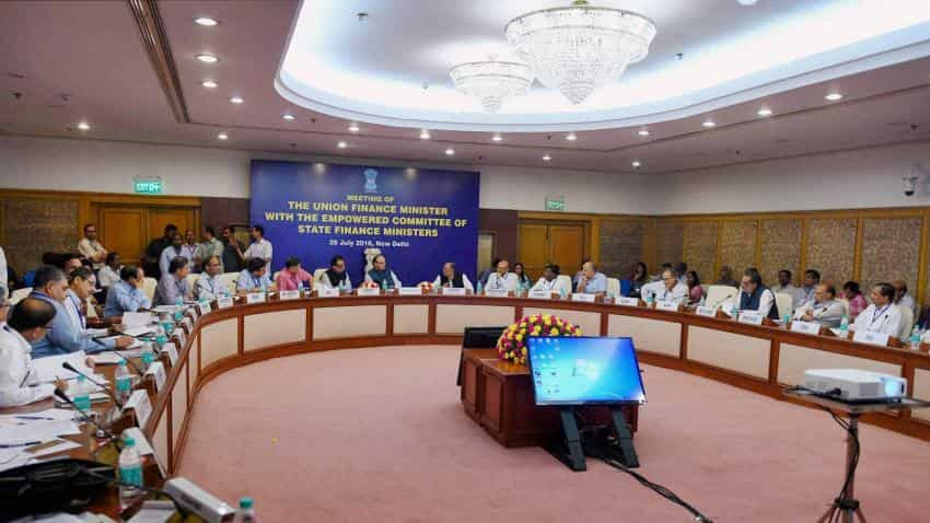 Cabinet drops 1% additional tax on inter-state sales for GST bill