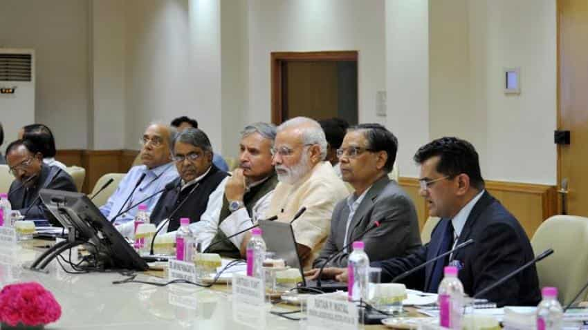 Future vision should be good governance, commitment to better lives:PM Modi