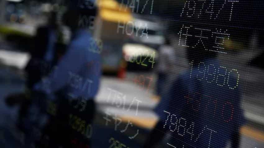 Asian shares open flat, Nikkei down 0.1%